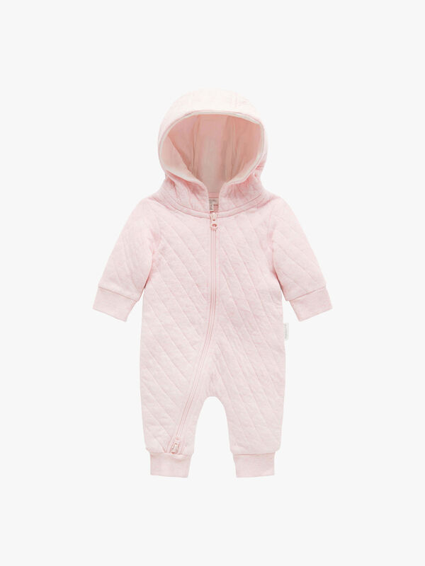 Quilted Growsuit