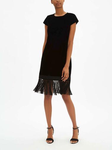 Olive-Sslv-Dress-w-Fringe-Hem-0001160313
