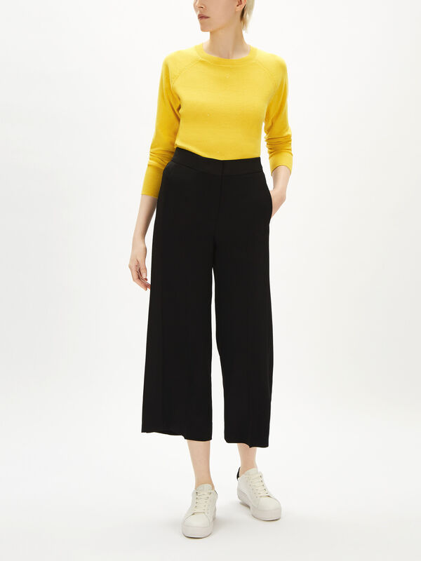 Grace Wide Leg Trouser