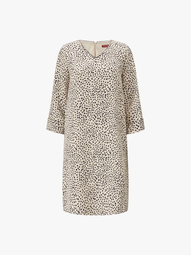 Destino Dotted Dress