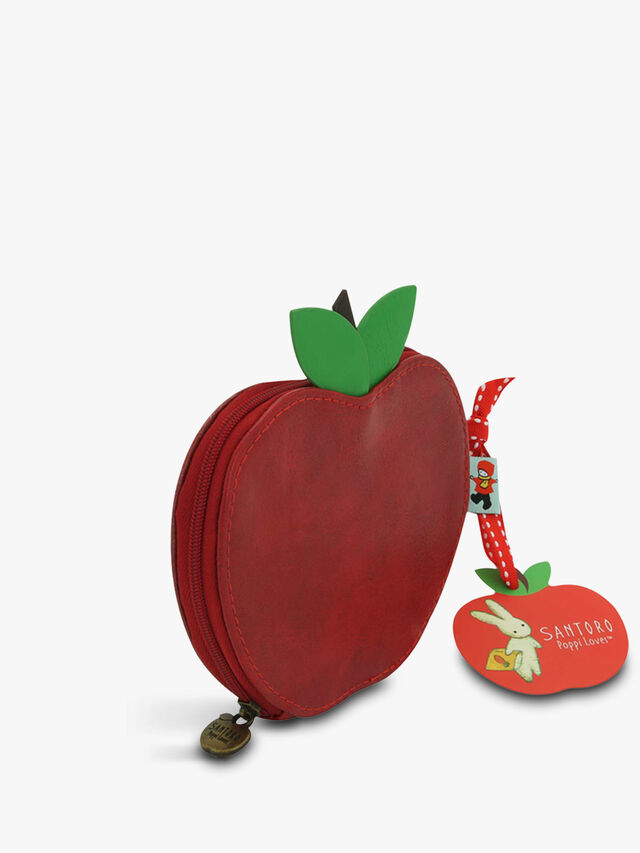 Poppi Loves Apple Purse Poppi Loves