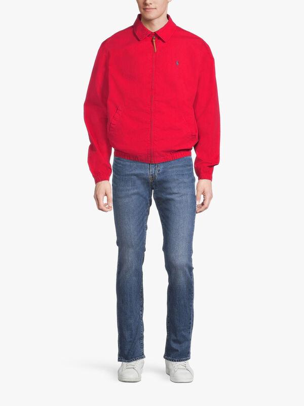 Cotton Poplin Bayport  Jacket