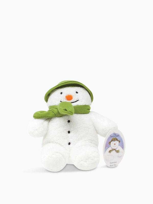 The Snowman Bean Toy