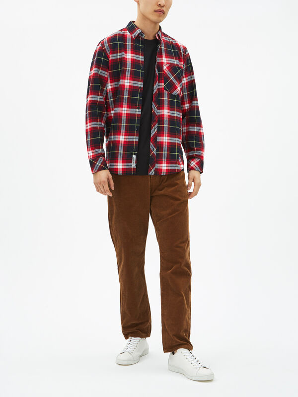 Phil Long Sleeve Shirt