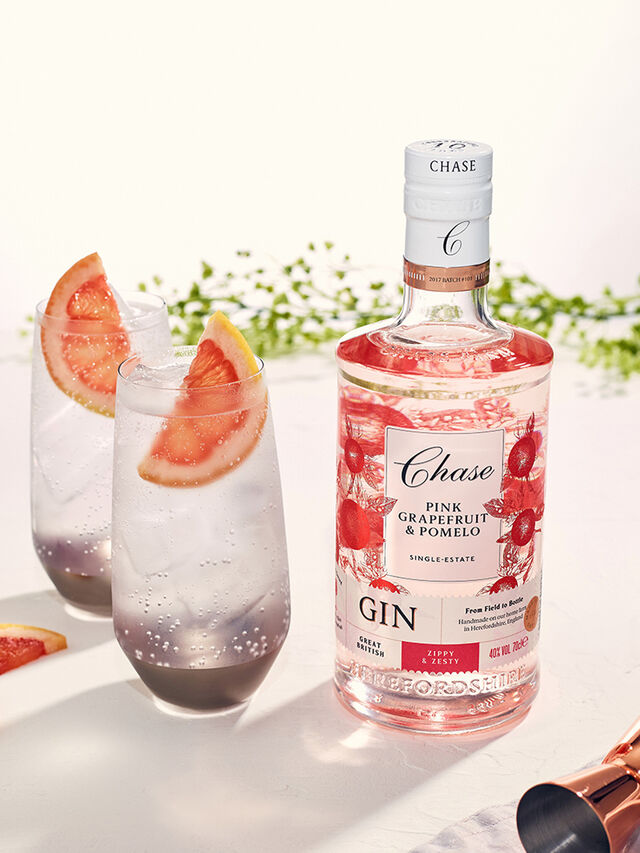 Chase Pink Grapefruit and Pomelo Gin 70cl