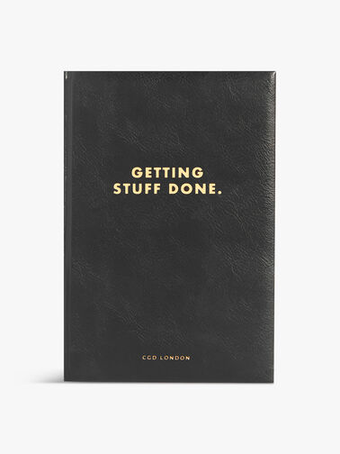 Getting Stuff Done Journal