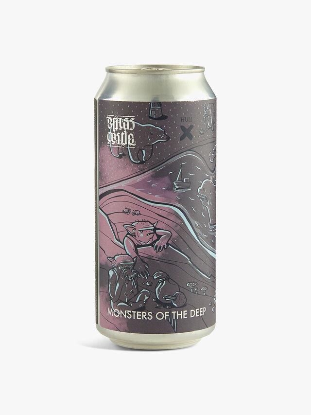 Monsters of the Deep Beer