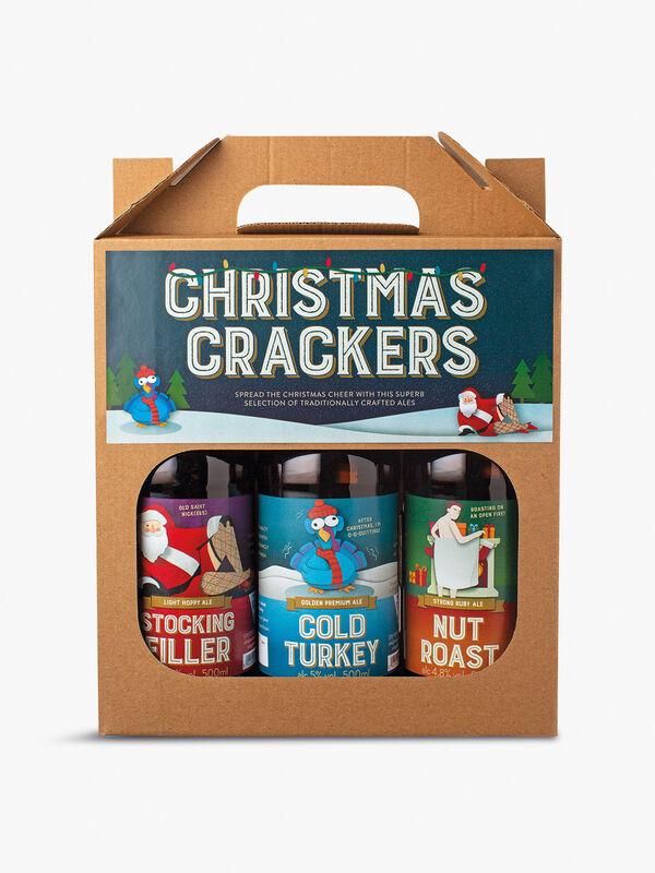 Christmas Cracker Beer pack 500ml