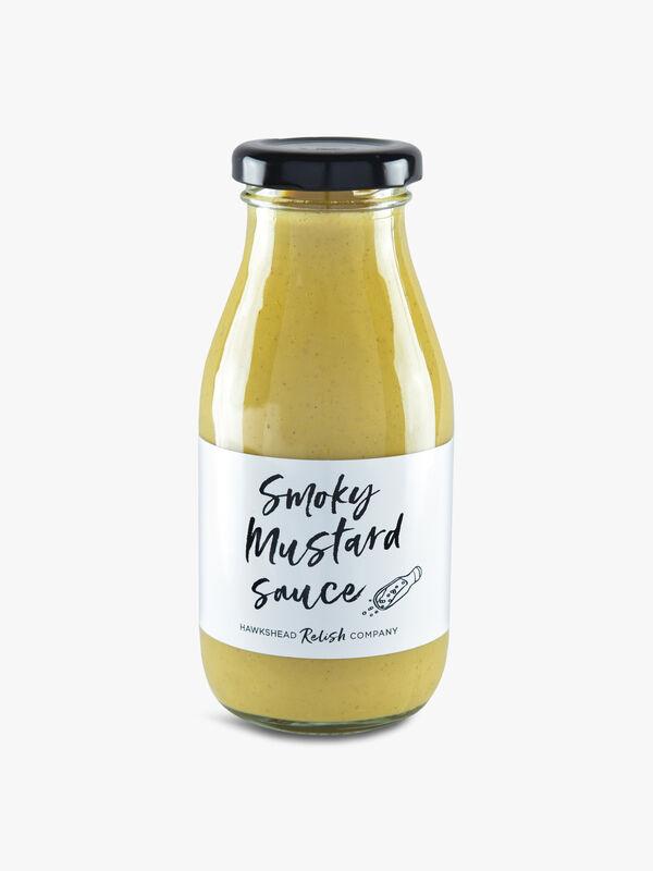 Relish Smoky Mustard Sauce 290g