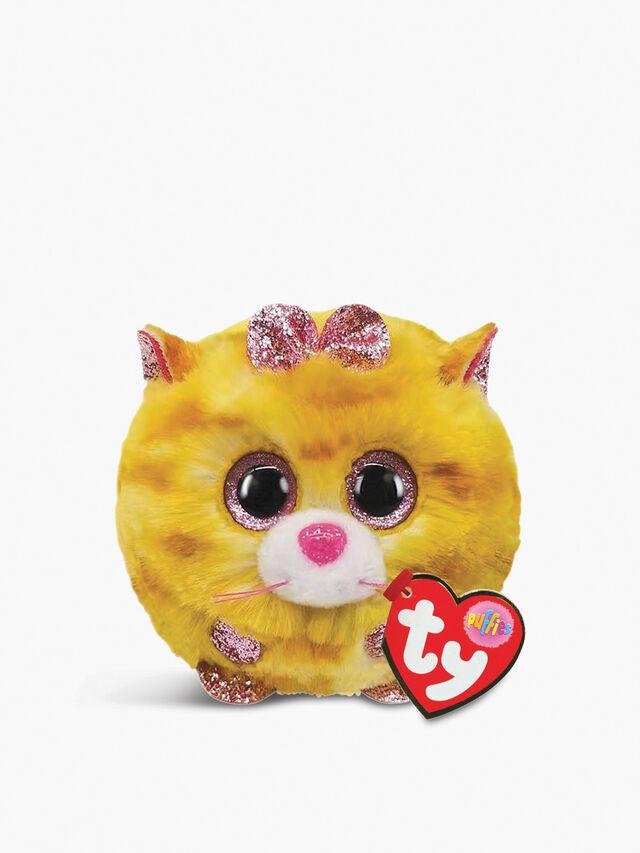 Tabitha Yellow Cat