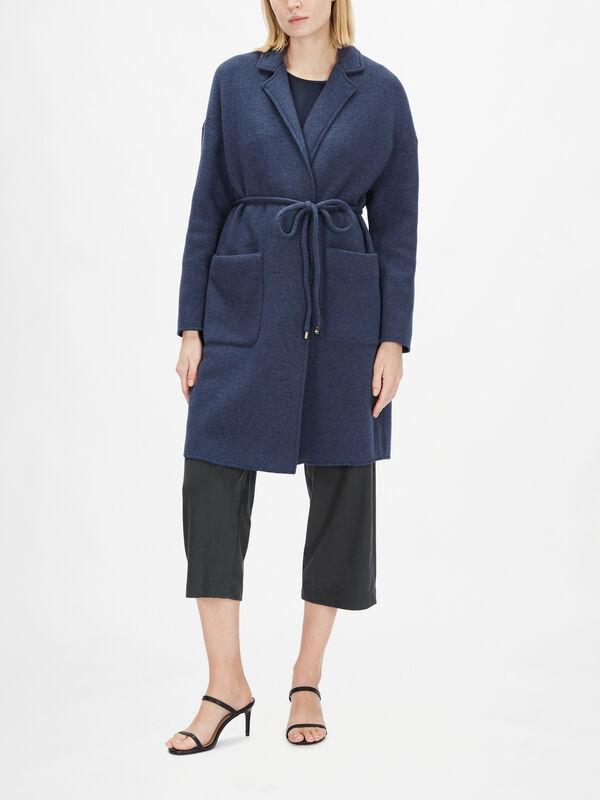 Leisure Burano Mid Length Wool Coat