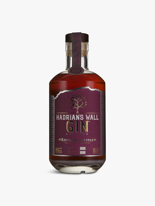 Rhubarb and Apple Gin Liqueur 50cl