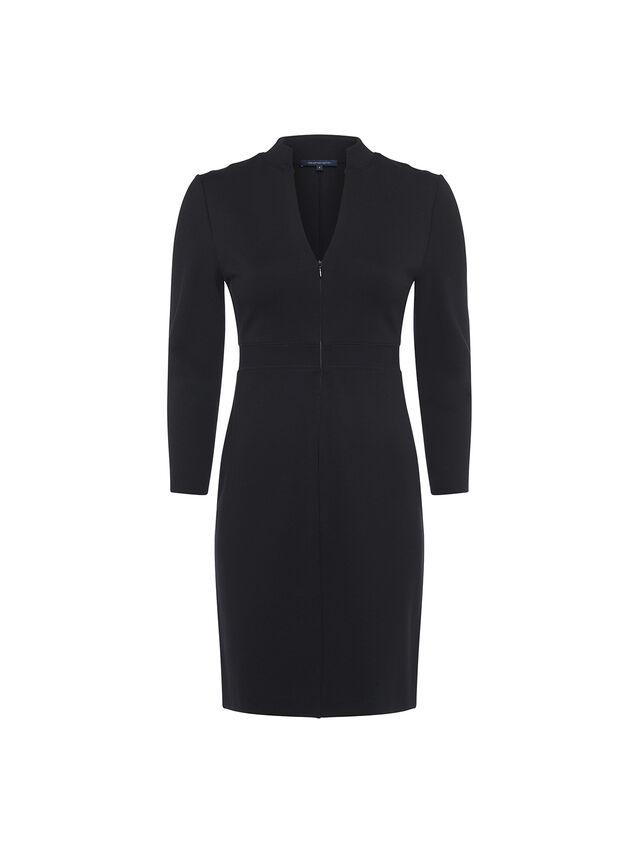 Nuria Jersey V-Neck Dress