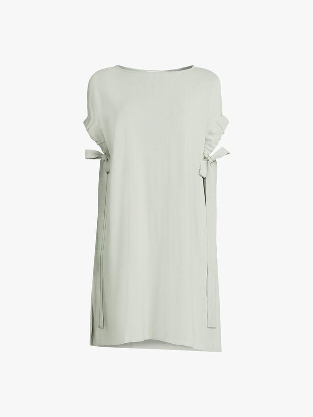 Drop Shoulder Oversized Box Dress