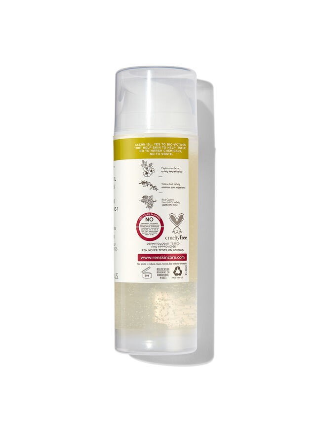 Clarimatte T-Zone Control Cleansing Gel