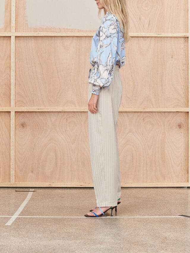 Tokat Striped Drawstring Trousers
