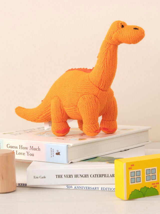 Knitted Diplodocus Large