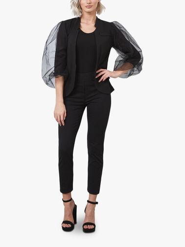 Tulle-Sleeve-Blazer-A1010-18-08