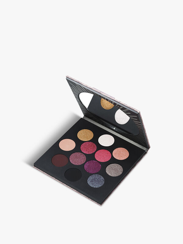 Rocket To Fame Eyeshadow Palette / Frosted Firework