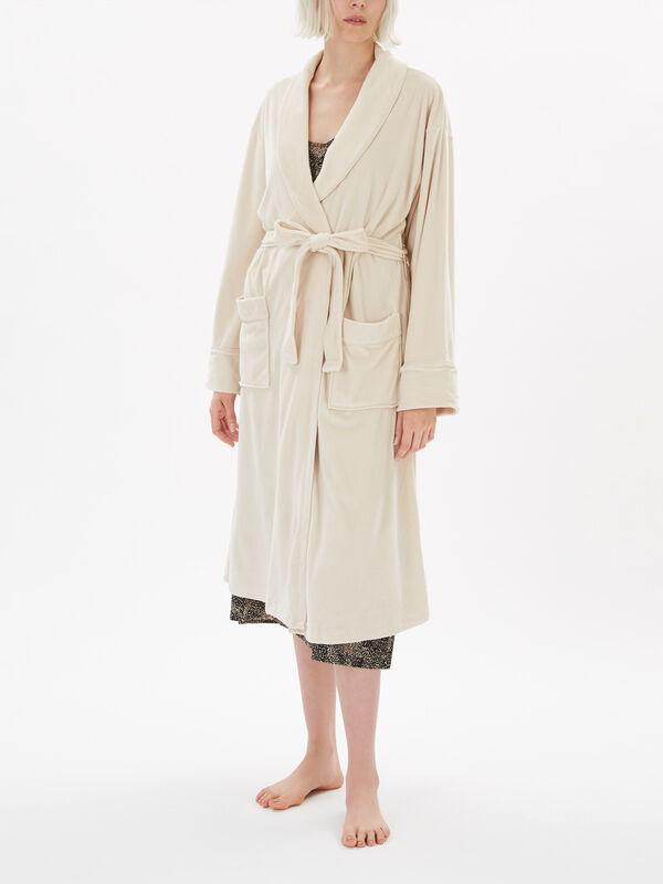 Lux Dream Robe 177cm