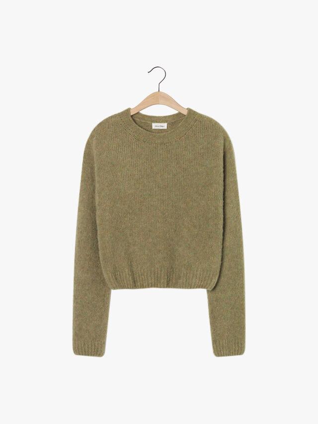 Fogwood Wool Sweatshirt