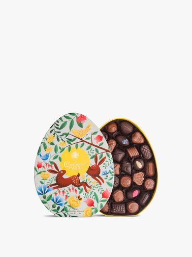 Dark and Milk Selection Egg Box