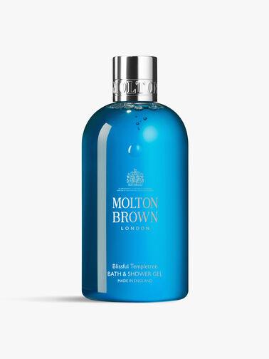 Blissful Templetree Bath & Shower Gel