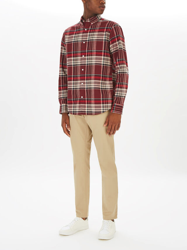 Brushed Oxford Shirt