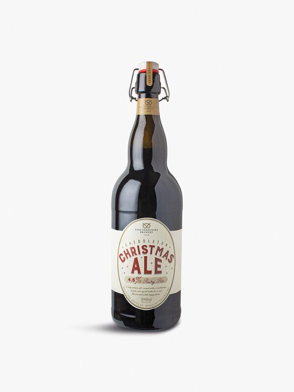 Cheddleton Christmas Ale 2000ml