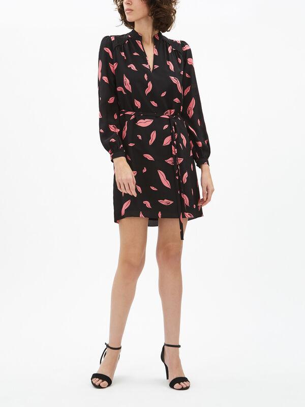 Glenda Smock Dress
