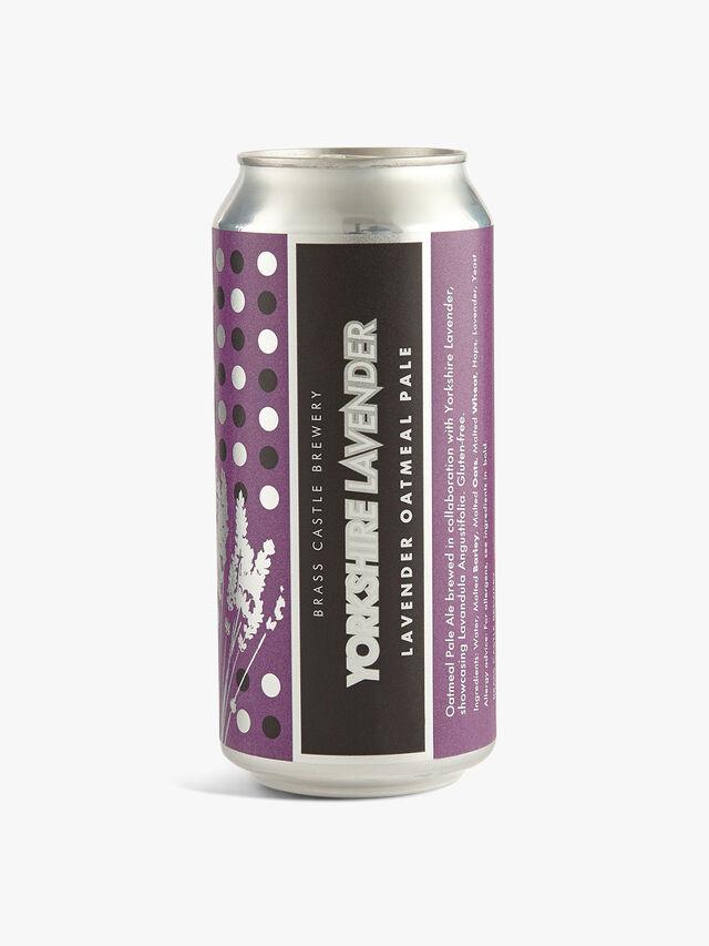 Yorkshire Lavender Beer