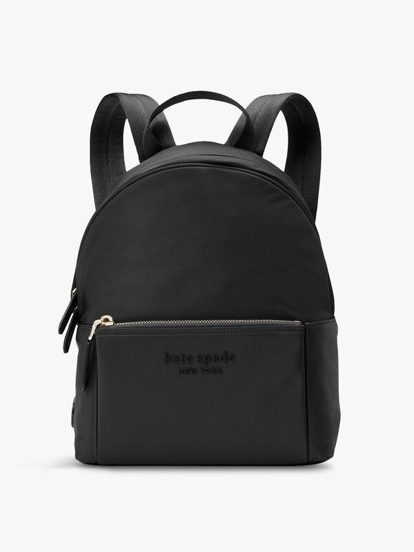 Nylon City Medium Backpack