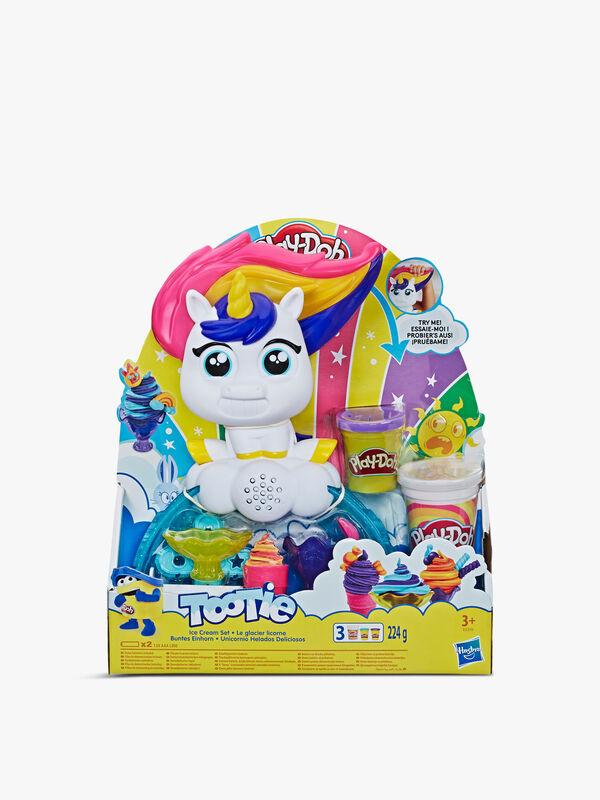 Tootie the Unicorn Ice Cream Set