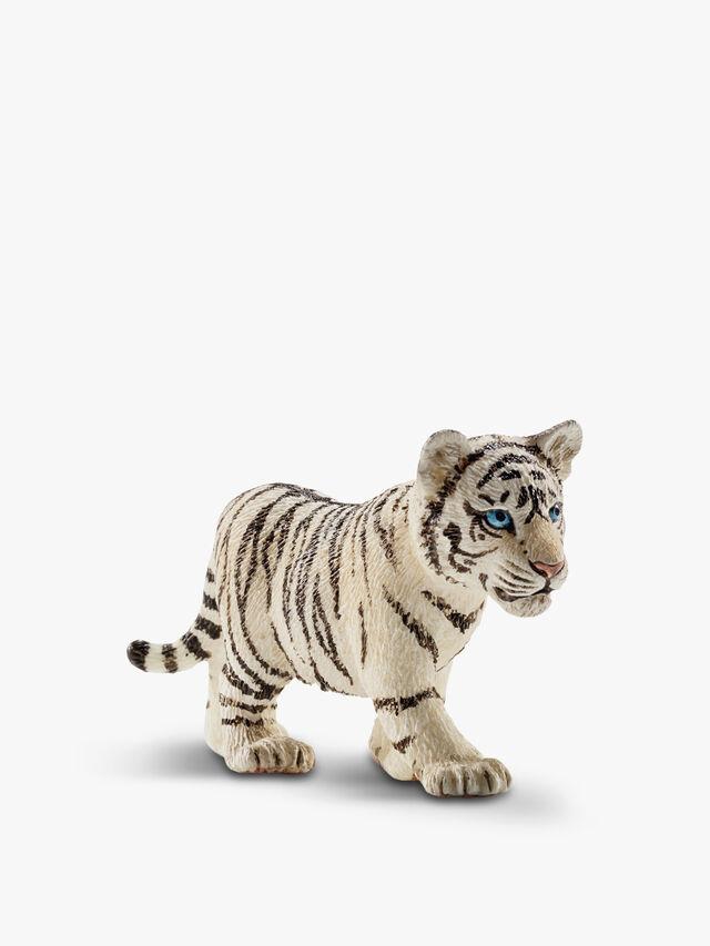 Tiger Cub White