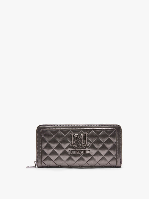 Large Quilted Wallet
