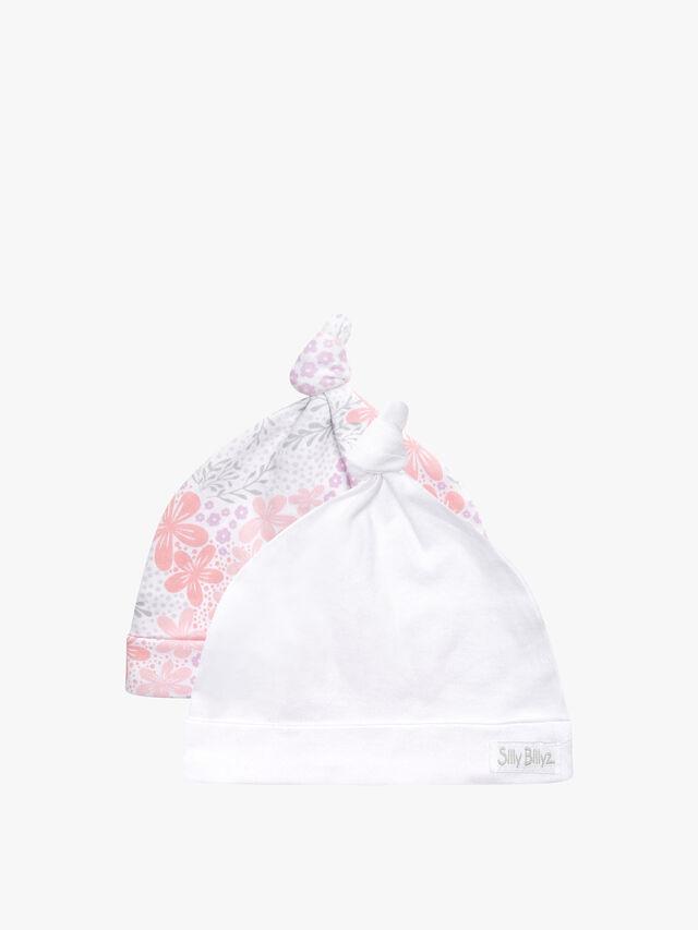SB Jersey Baby Hat Bloom