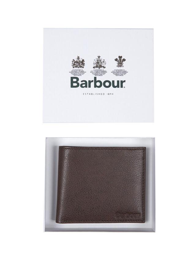 Peterlee Leather Billfold Wallet