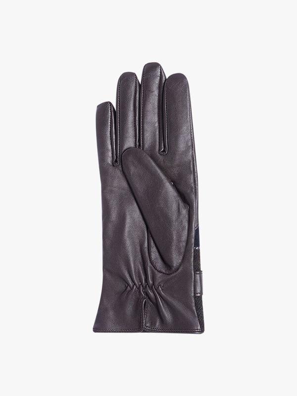 Dee Tartan Glove