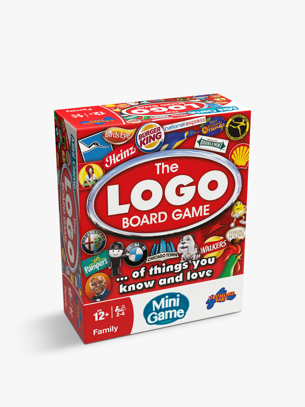 Logo Board Mini Game