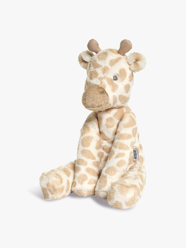 Welcome to the World Soft Giraffe Toy
