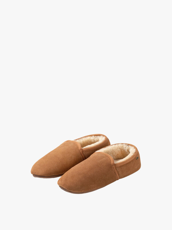 Garrick Sheepskin Slippers