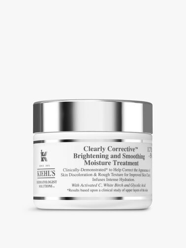Clearly Corrective Brightening Smoothing Moisture Treatment