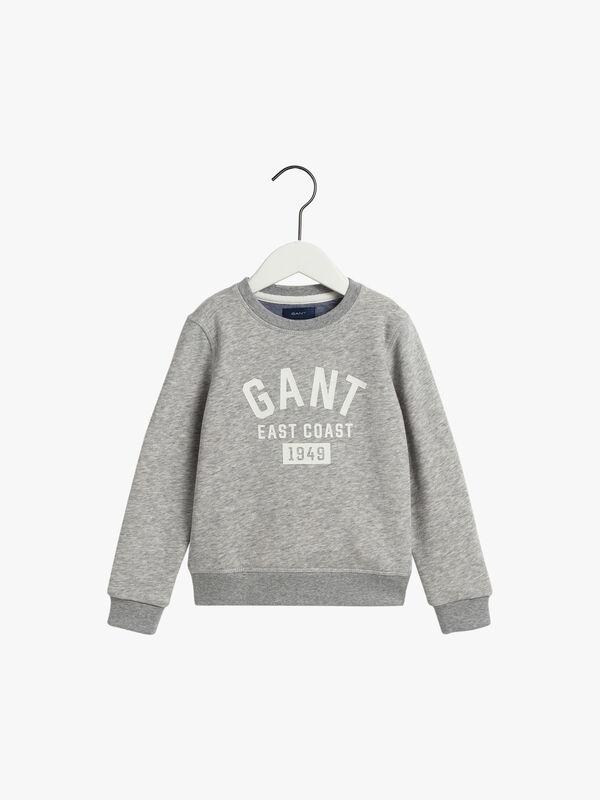 East Coast Crew Neck Sweater