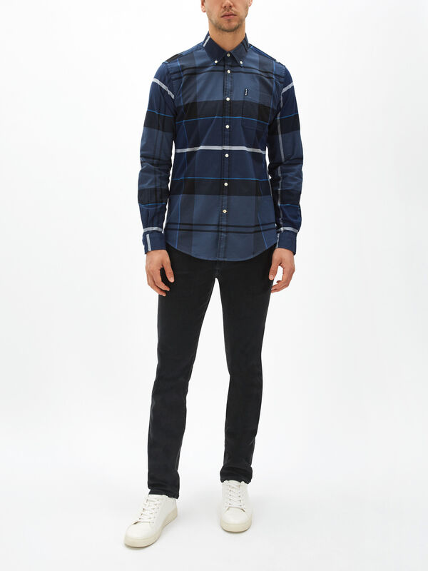Sutherland Tailored Check Shirt