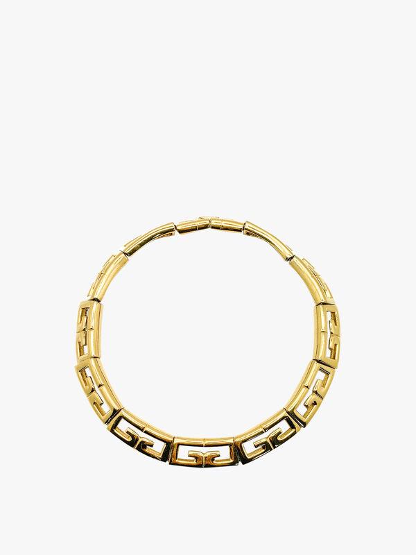 Vintage Givenchy Statement Logo Collar