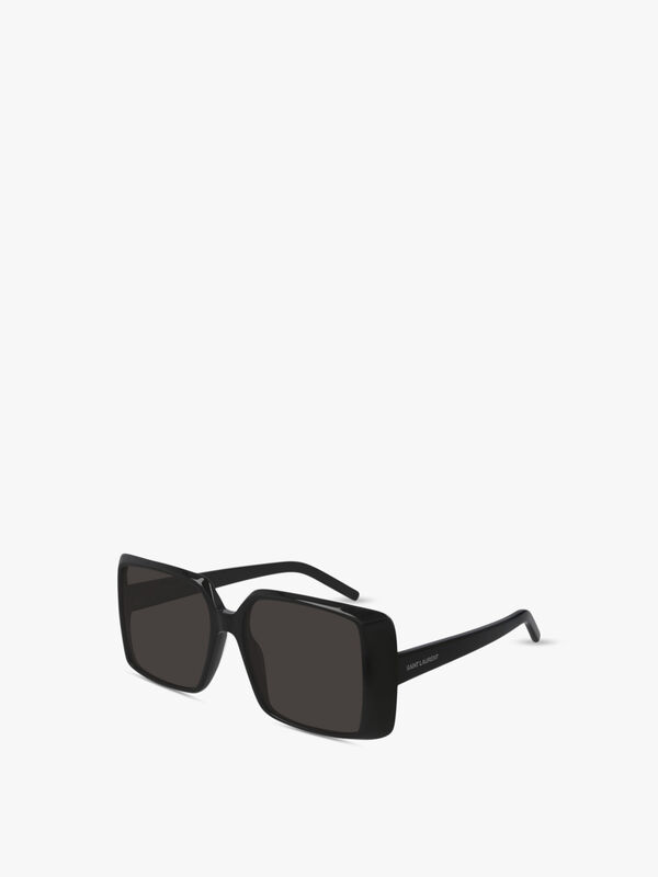 Thick Square Sunglasses