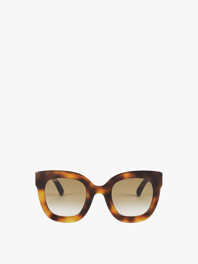 Acetate Cateye Sunglasses