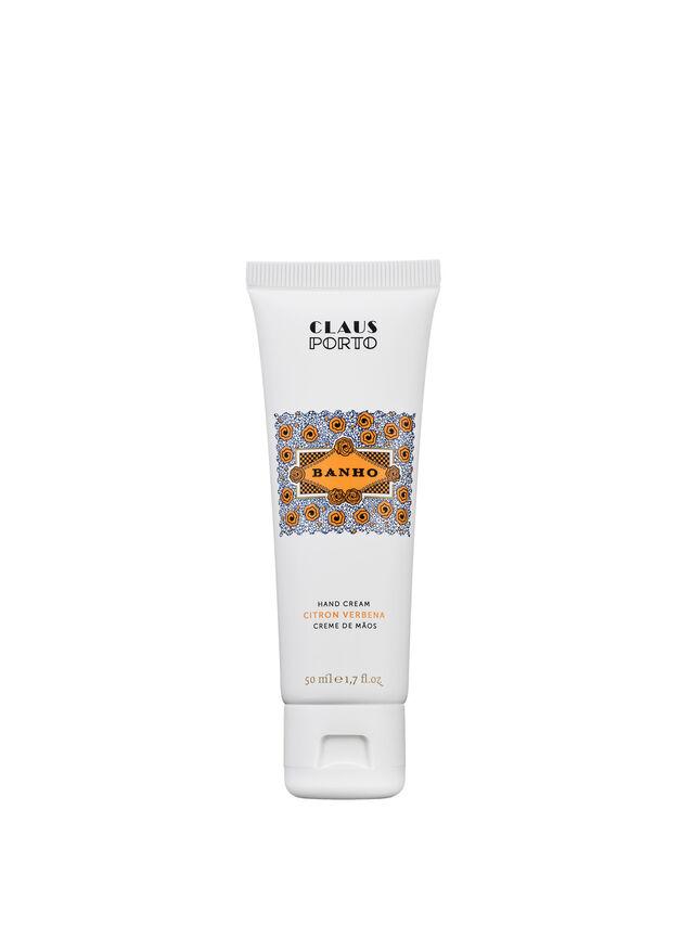 Banho Citron Verbena Hand Cream