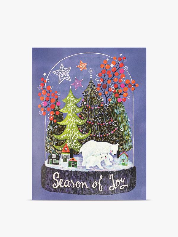 Seasons Of Joy Mini Cards Pack of 20