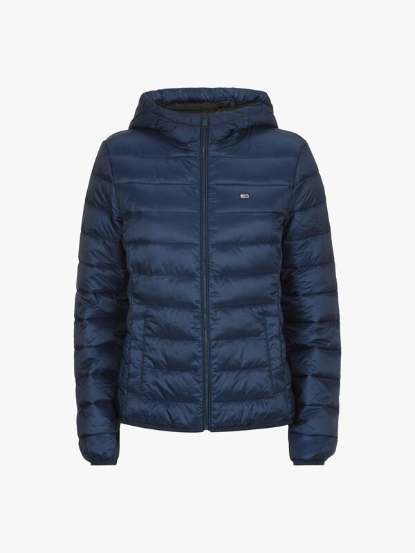 Quilted Zip Thru Jacket